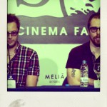 Sitges 2009 MOON Duncan Jones &amp; Sam Rockwell