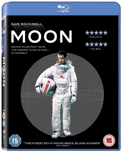 Moon Blu-Ray UK Multi Region