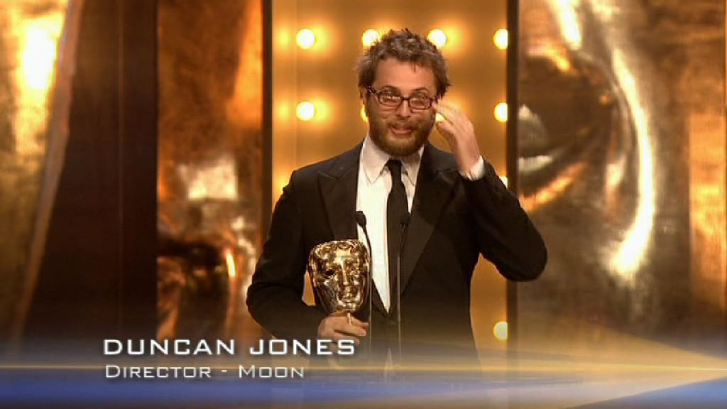 Duncan Jones BAFTA Outstanding Debut From British Director