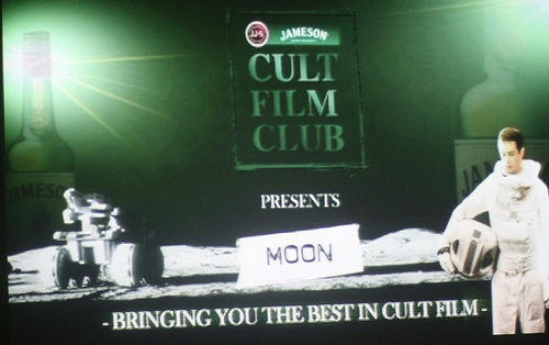 Jameson Cult Film Club MOON