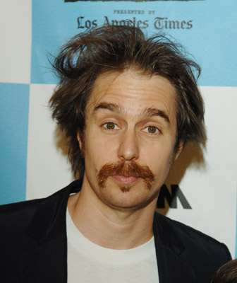 Happy Birthday Sam Rockwell