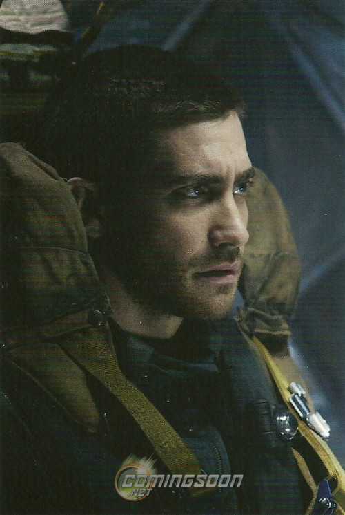 Jake Gyllenhaal as Coulter Stevens in Source Code