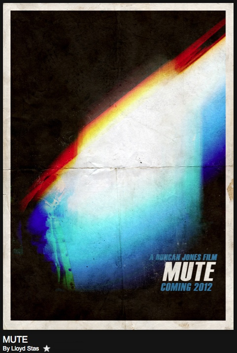 Mute by Lloyd Stas