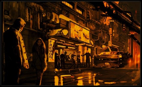 Liberty Films MUTE Concept Art by Gavin Rothery