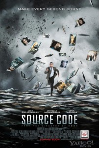 Source Code First Poster