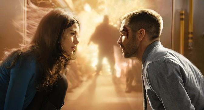 Jake Gyllenhaal & Michelle Monaghan in Duncan Jones' SOURCE CODE