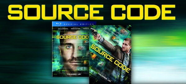 SOURCE CODE US BOX ART - SUMMIT ENTERTAINMENT
