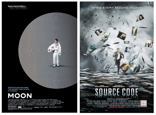 MOON & Source Code Double Bill at the New Beverly, Los Angeles, CA
