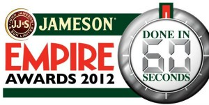 Jameson Empire Done In 60 Seconds Awards 2012