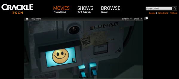Duncan Jones' MOON Streaming Free on Crackle