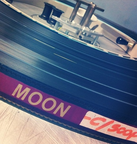 MOON 35mm Print For Labour Film Festival