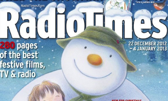 Radio Times Christmas Double Issue December 2012