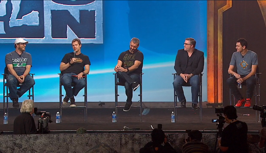 BlizzCon2013 WARCRAFT Movie Panel