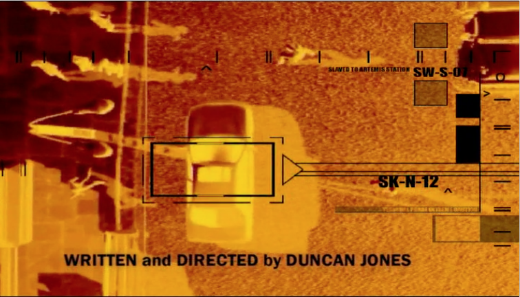 WHISTLE (2002) - Duncan Jones - Titles Credit