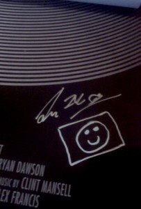 MOON Poster Signed By Duncan Jones