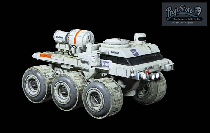 Prop Store Entertainment Memorabilia Live Auction MOON Lunar Rover