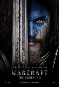 WARCRAFT - Sir Anduin Lothar. The Lion of Azeroth