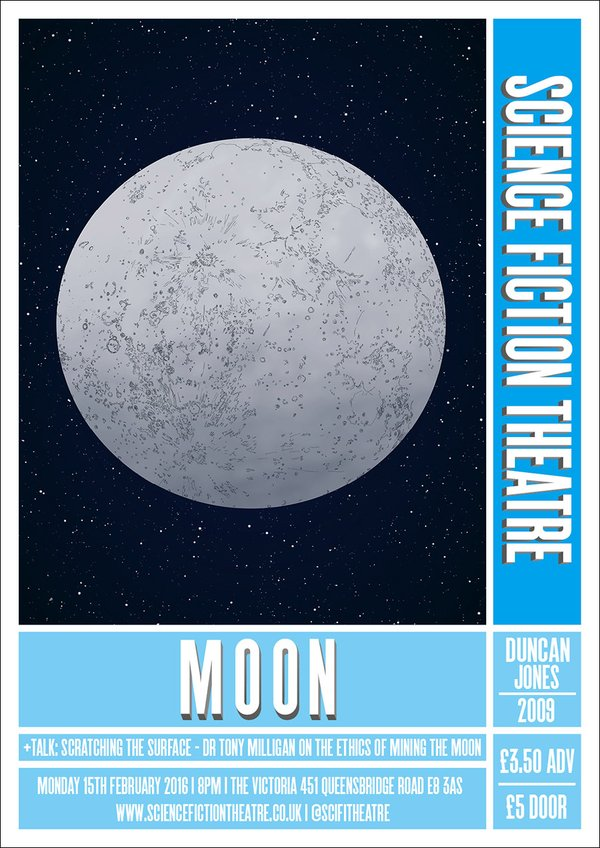 Science Fiction Theatre Presents MOON