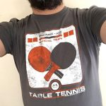 DBT - MOON Table Tennis T-Shirt May 2016