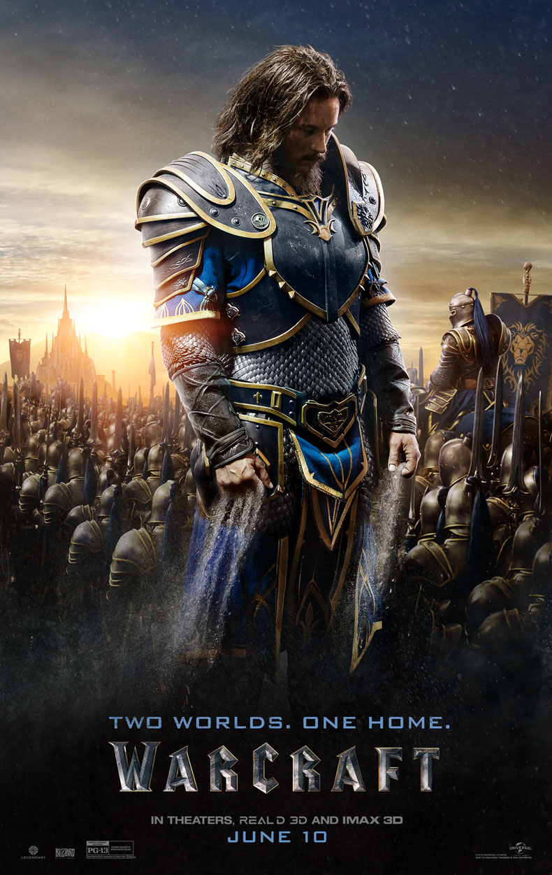 WARCRAFT - LOTHAR – THE WARRIOR
