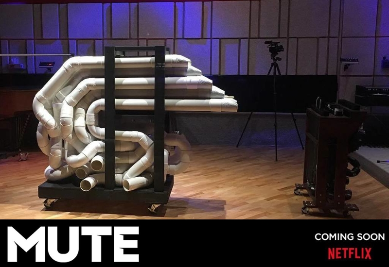 Monster Tubulum To Feature In Clint Mansell's MUTE Score