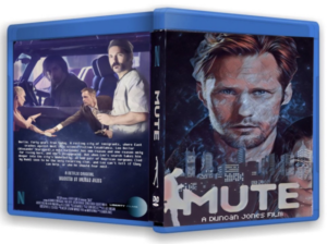 Clara Diet - MUTE Blu-ray Cover