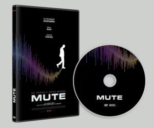 MUTE DVD Cover by Eileen Steinbach