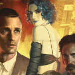 Duncan Jones Reveals Stunning Commissioned Film Noir Inspired MUTE Poster