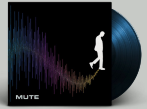 Clint Mansell MUTE LP Mock Up by Eileen Steinbach
