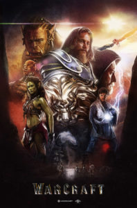 WARCRAFT Poster by Paul Shipper