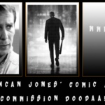 Duncan Jones' Comic Art Commission Doodaa!