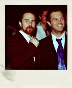 Sitges 2009 MOON Sam Rockwell & Duncan Jones