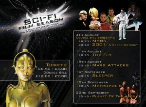 MOON & 2001 Double Bill At The Prince Charles Cinema