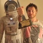 Duncan Jones Hugo Award 2010 - By Rodene Ronquillo