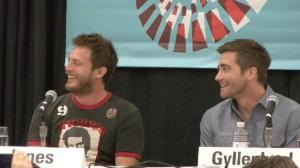 Duncan Jones and Jake Gyllenhaal