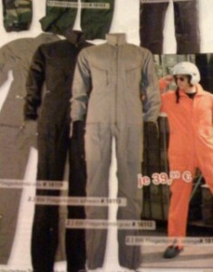 MOON - Charles Kline Sam Bell Jumpsuit - Catalog