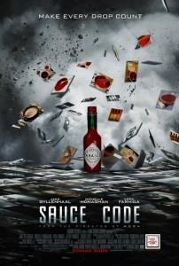 Sauce Code Poster