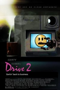 GERTY In Drive 2 by Edward Hartely