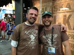 Salute of the Jugheads - Alex Chenery & Duncan Jones