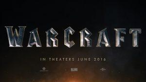 WARCRAFT In Theatres June 2016