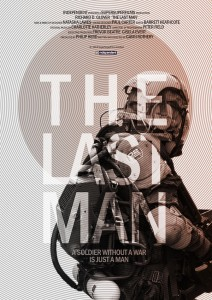 Gavin Rothery's The Last Man - Poster