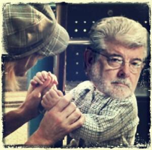 Duncan Jones - Director Babies - George Lucas