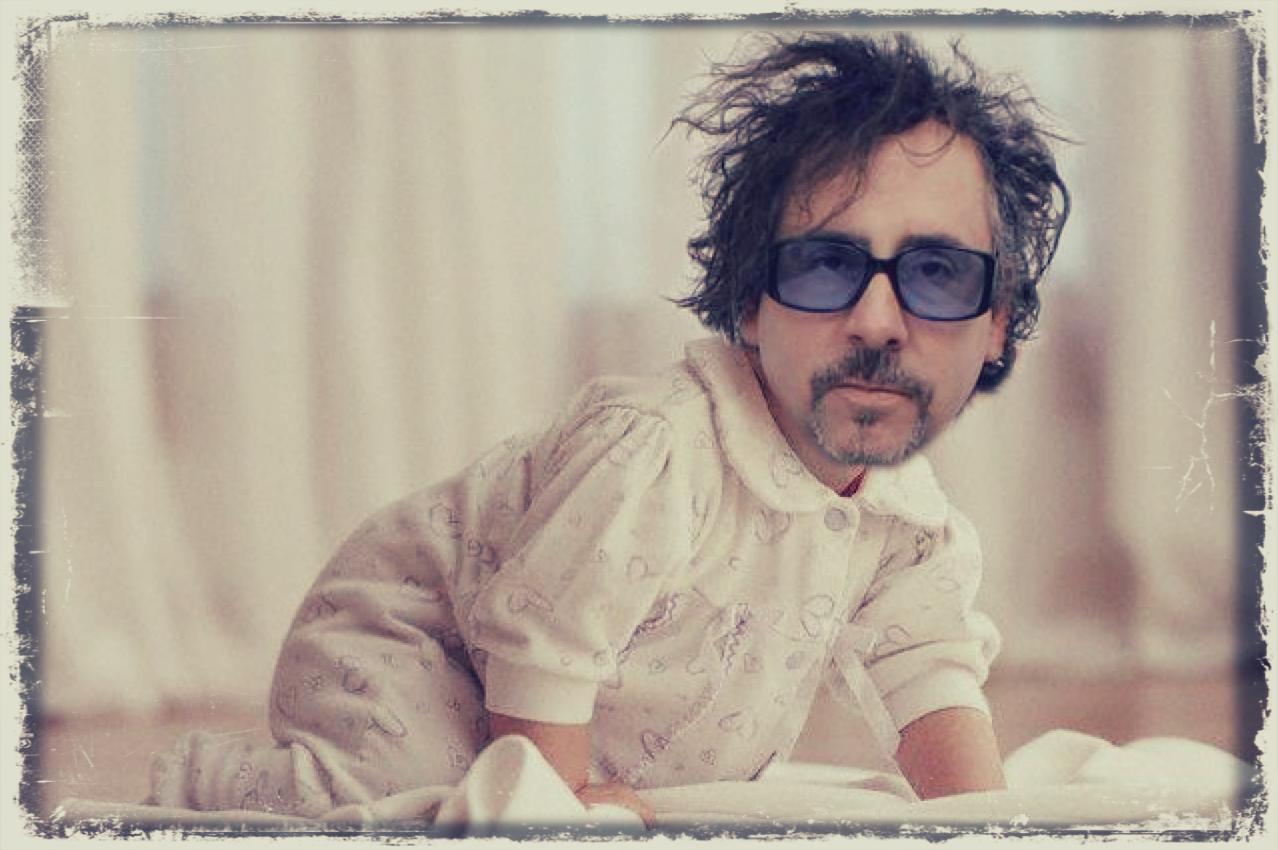 Duncan Jones - Director Babies - Tim Burton