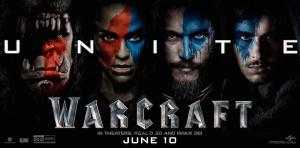 Warcraft Unite Poster