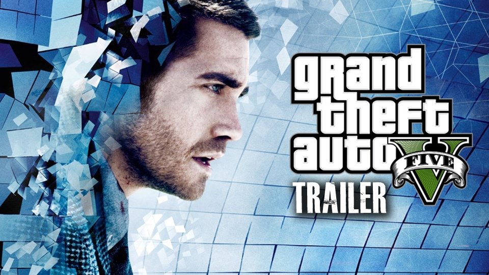 Source Code GTA V Trailer
