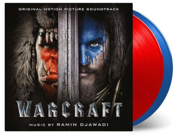 WARCRAFT Soundtrack - Vinyl