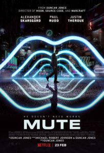 MUTE Poster 2018