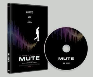 MUTE DVD Cover by Eileen Steinbach
