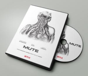 Scott Saslow - MUTE DVD Cover