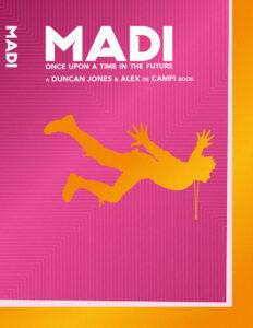 Matt Hoskins MOONIVERSE - Madi